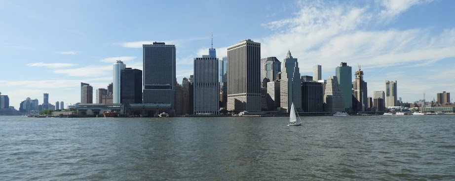 Sailing Off the Big Apple