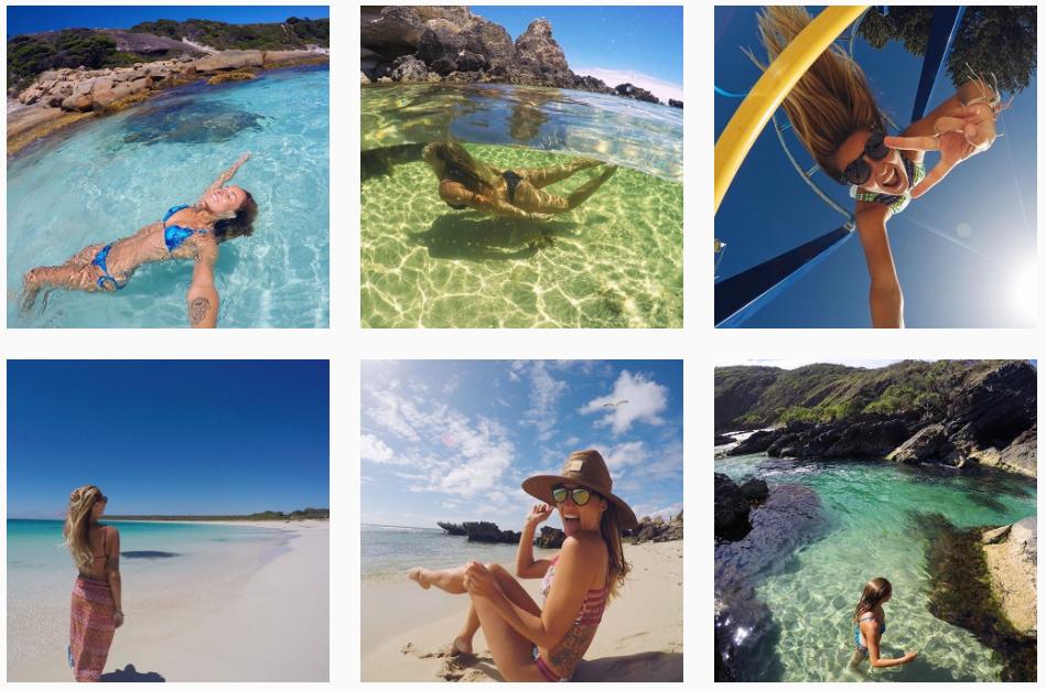 nina anhaia sereia surf instagram