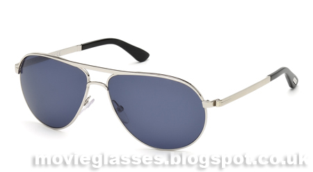 Tom Ford Marko – FT0144 in Colour 18V - as worn by Daniel Craig in New Bond Movie Skyfall