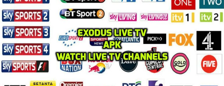 how to use exodus live tv
