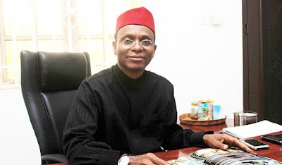 "gov - Whilst the werewolf sleeps in London ""El Rufai is slotted to take over from Osinbajo in 2019"" – Fani-Kayode"