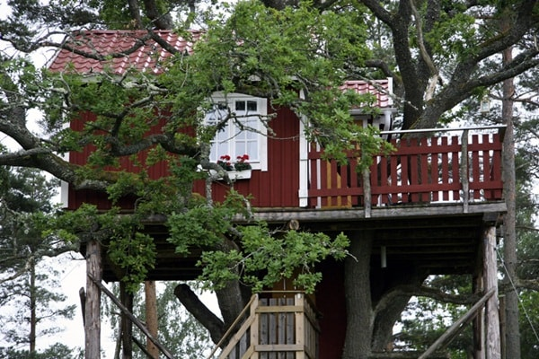 5 Houses In Trees That You Will Love 14