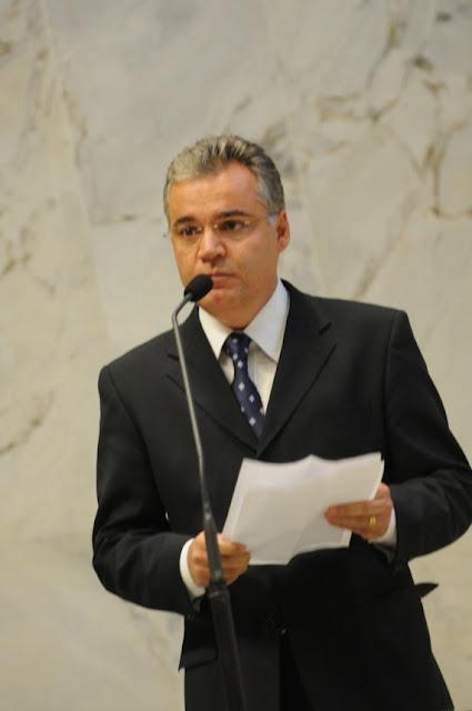 Nota Oficial - Deputado Federal Samuel Moreira (PSDB-SP)