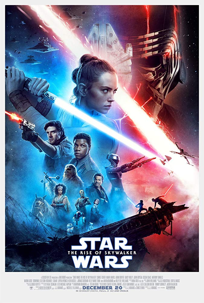 Star Wars The Rise Of Skywalker 2019 Hindi Dual Audio 500MB HDRip ESub Download
