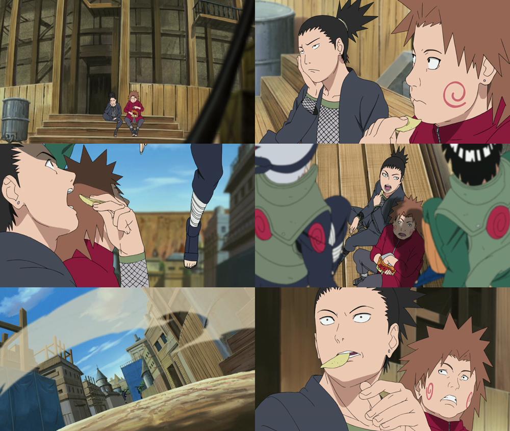 Episode 219 naruto shippuden