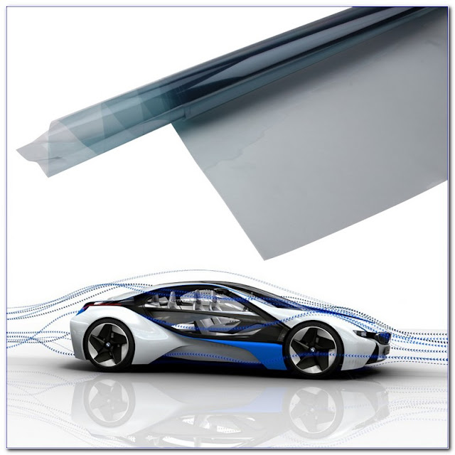 Light WINDOW TINT Film For Cars