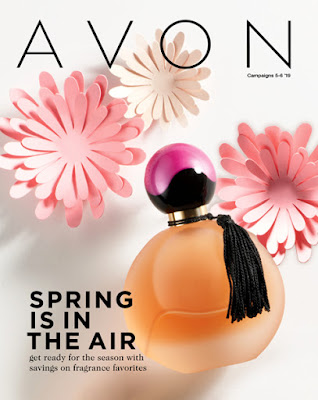 avon catalog 5 2019 spring is in the air sale flyer