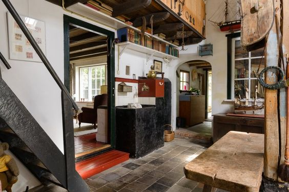 Keuken Landelijk Ramen : Huis decoratie raam fantastisch unique landelijke decoratie