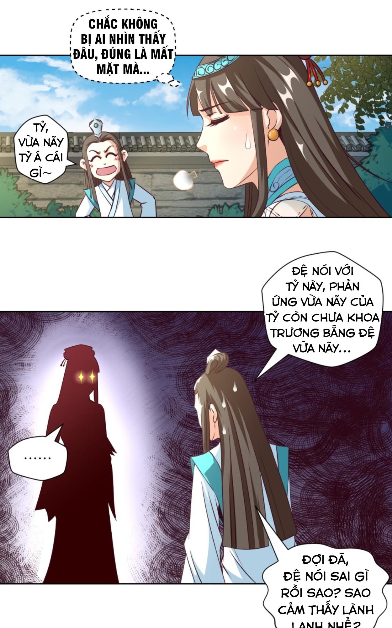 Chiếm Cái Đỉnh Núi Làm Đại Vương chap 16 - Trang 13