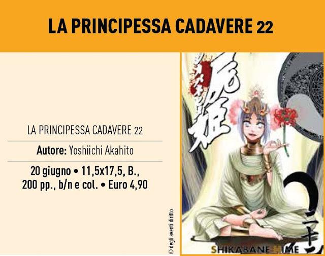 La principessa cadavere #22
