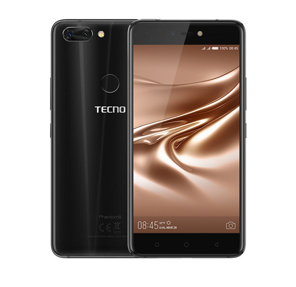 Tecno Phantom 8 Price, Review, Full Specifications & Features