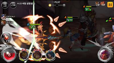 Fantasy Squad v1.0.3 Mod Apk (Weakness Enemy)