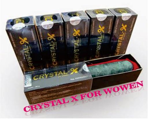 Efek Samping Crystal X