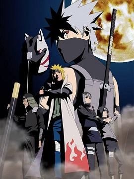 Kakashi Anbu: O Shinobi Que Vive Na Escuridão