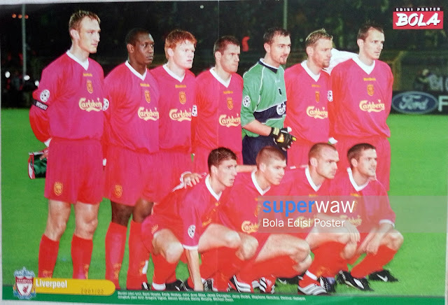 Poster Tim Liverpool 2001