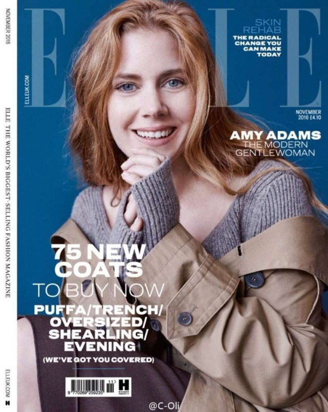 amy adams sexy pics in elle magazine 05