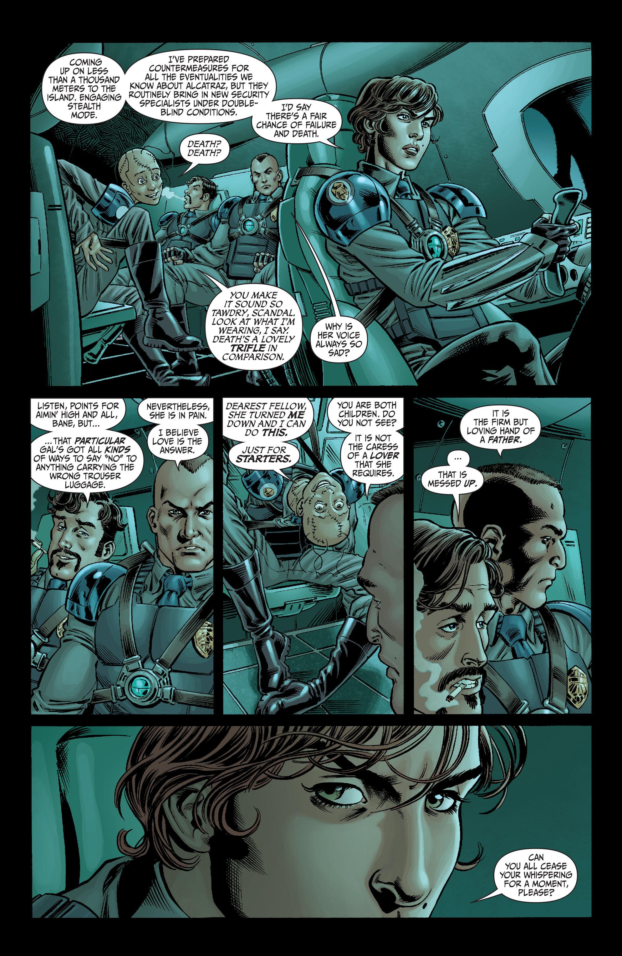 Read online Secret Six (2008) comic -  Issue #2 - 8