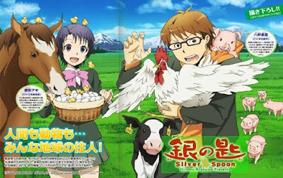 Gin No Saji -Silver Spoon