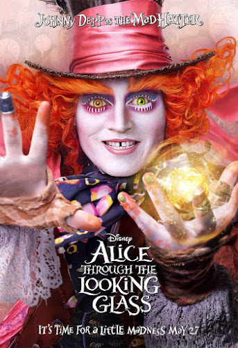 Alice Through The Looking Glass (BRRip 1080p Dual Latino / Ingles) (2016)