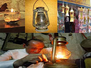 Sambut bulan suci ramadhan di Mesir
