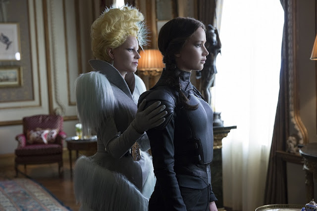 Hunger Games: Síla vzdoru 2. část (The Hunger Games: Mockingjay – Part 2) – Recenze