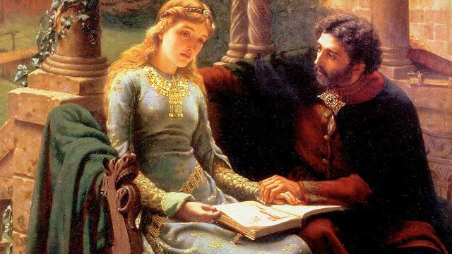 Kisah Cinta Heloise dan Abelard
