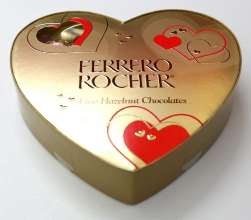Valentine's Day Ferrero Rocher Giveaway