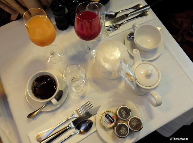 brunch hotel particulier montmartre Paris 18eme