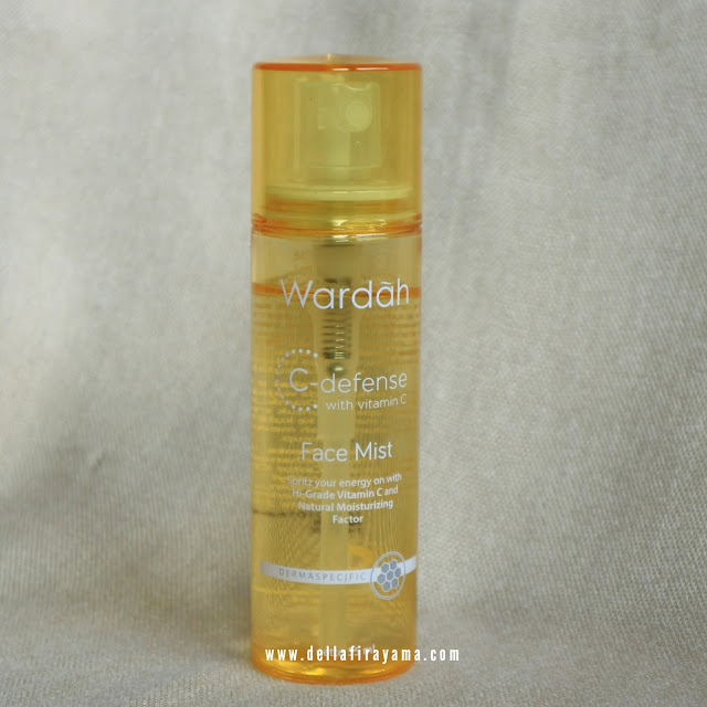 Wardah Face Mist