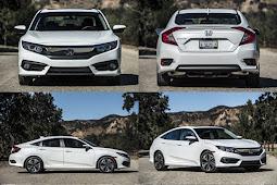 Hobbi of Automovie Design2016 Honda Civic - Review-AtoBlogMark