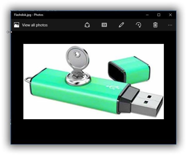 Photos - pengganti Windows Photo Viewer