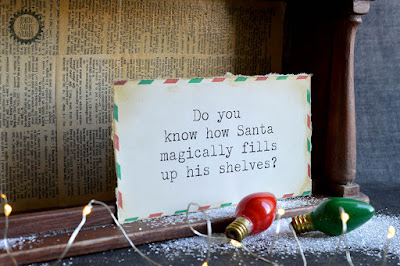 Santa's Handmade Wish Video - Robin Davis Studio