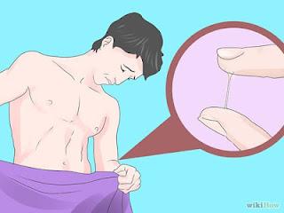 kemaluan lelaki sering keluar nanah