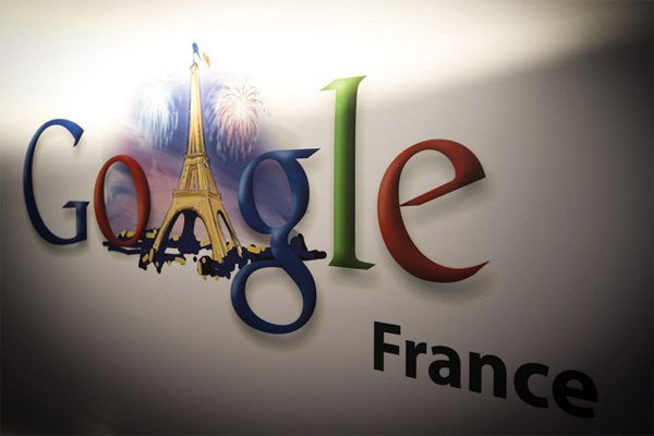 State France requires taxes to pay of google