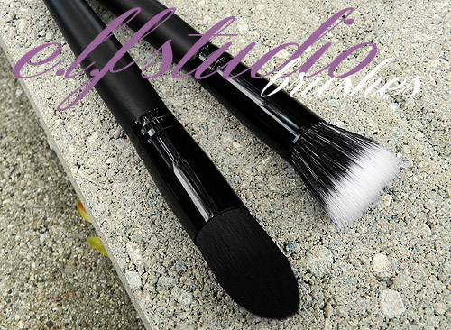 How to use flat top foundation brush | learn to contour.