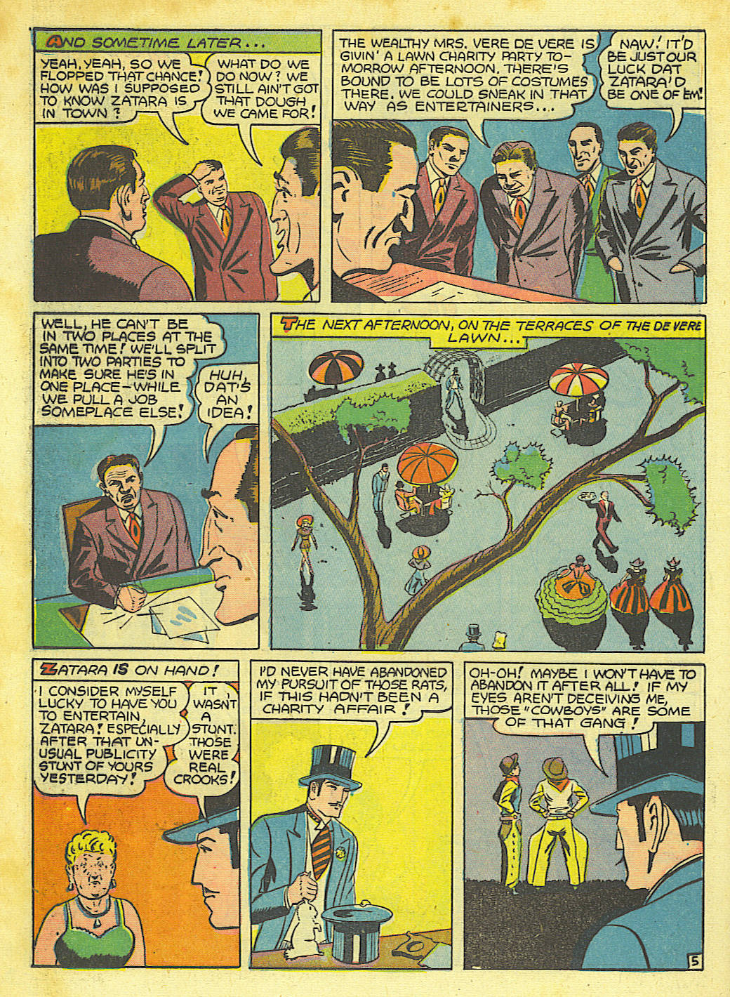 Read online Action Comics (1938) comic -  Issue #67 - 54