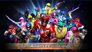 Download Power Rangers Dash Mod Apk v1.6.2 (Unlimited Power)