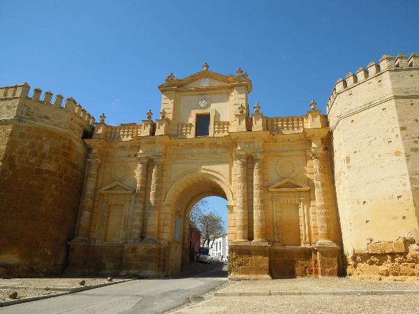 La Puerta de Córdoba en Carmona, viajes y turismo