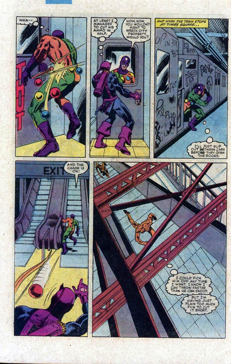 Hawkeye (1983) Issue #3 #3 - English 19