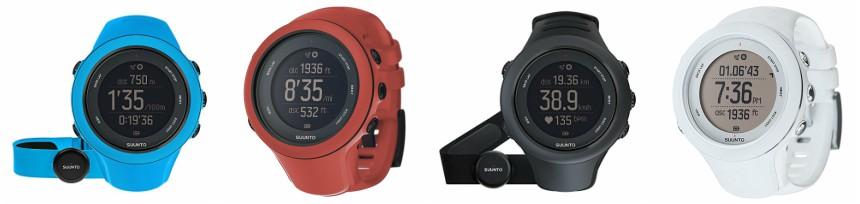 Suuntu Ambit3 Sport HR Monitor Running GPS Unit