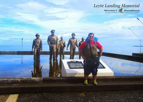MacArthur Leyte Landing Memorial - Schadow1 Expeditions
