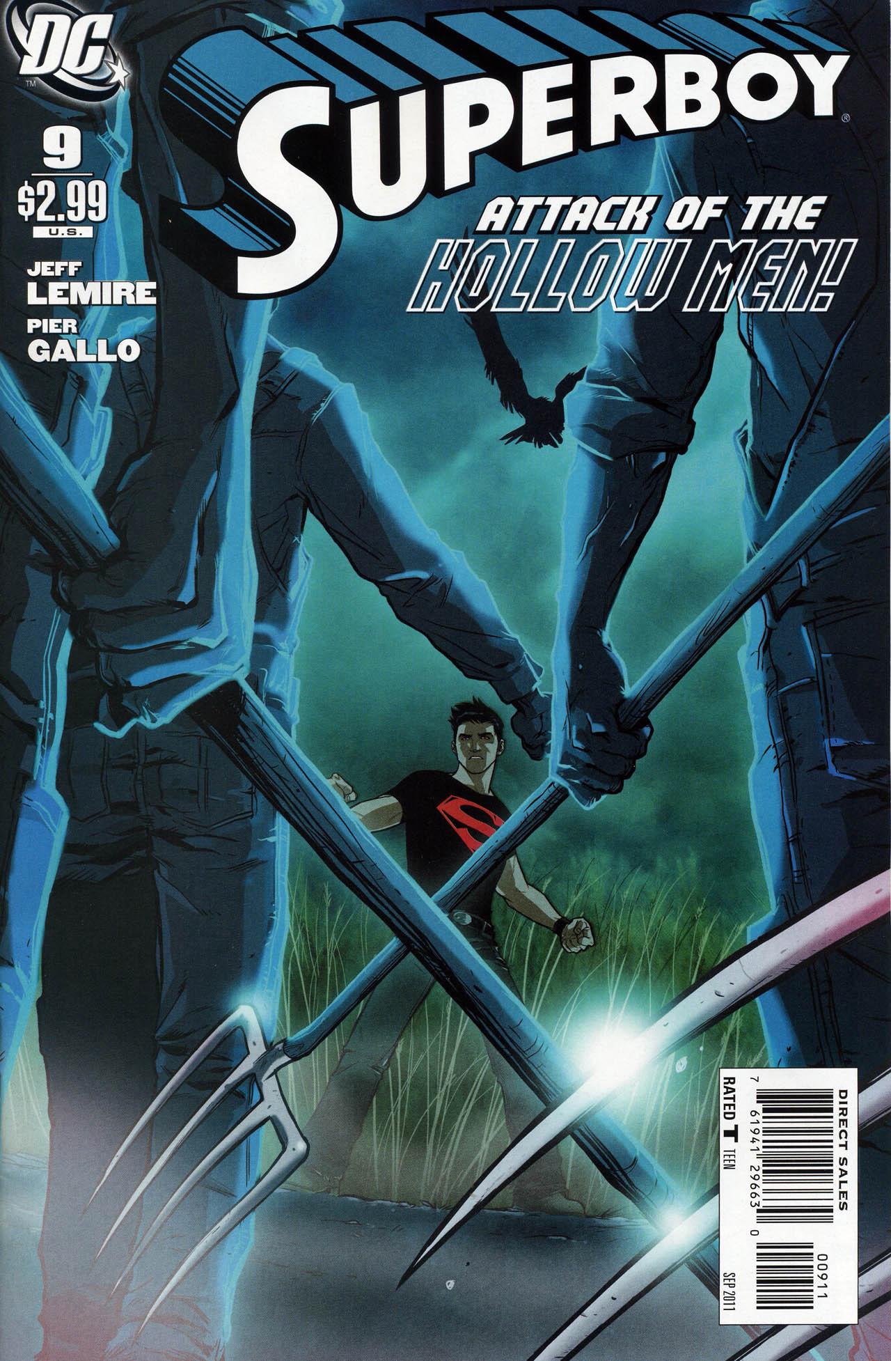 Superboy [I] Issue #9 #9 - English 1