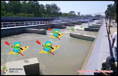 Cabang Olahraga Kano Slalom