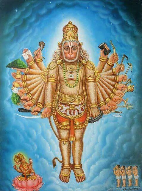 lord hanuman rare images download hindu devotional blog