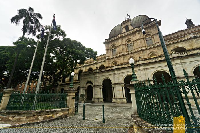 Brisbane Day Tour City Parliament House