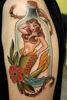 Un tatuaje oldschool