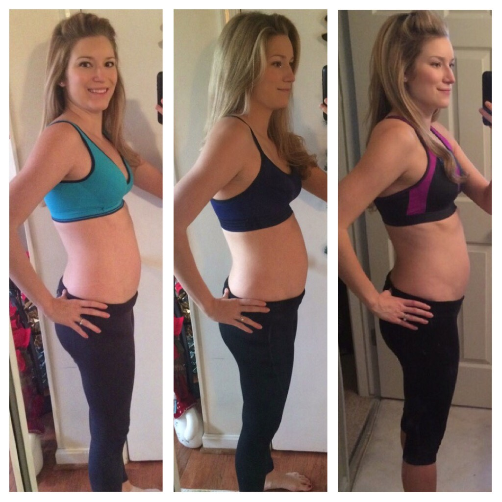 23, 24, and 25 weeks with this pregnancy
