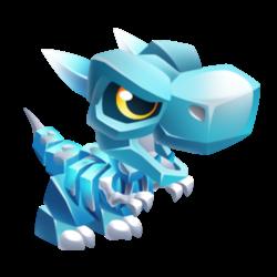 Verglas Dragon (Baby)