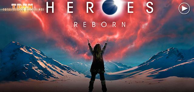 Oameni cu puteri extraordinare în primul trailer complet pentru serialul Heroes Reborn