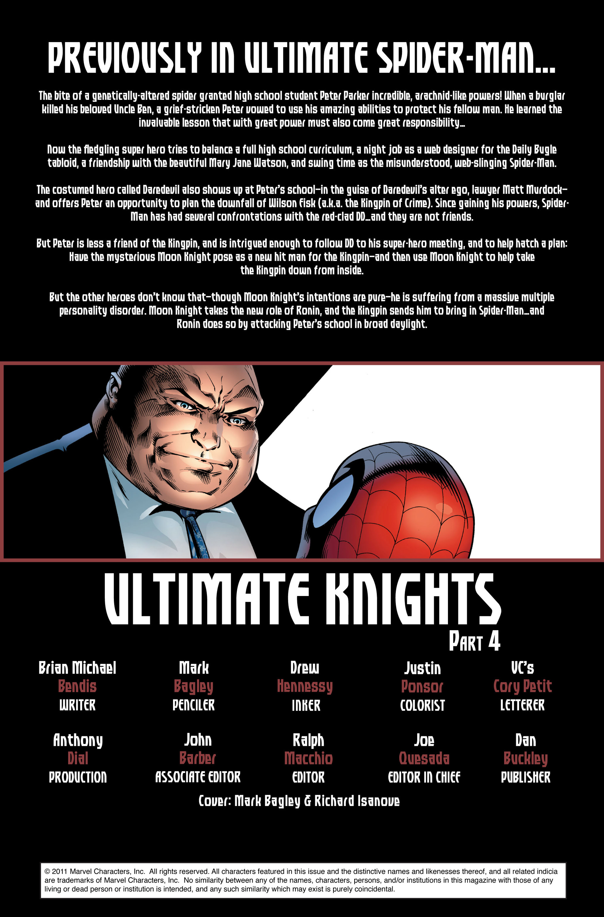 Read online Ultimate Spider-Man (2000) comic -  Issue #109 - 2